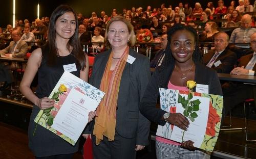 Unsere Stipendiatinnen an der Hochschule Offenburg